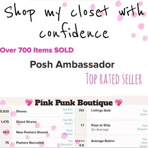 Shop My Closet with Confidence 💖